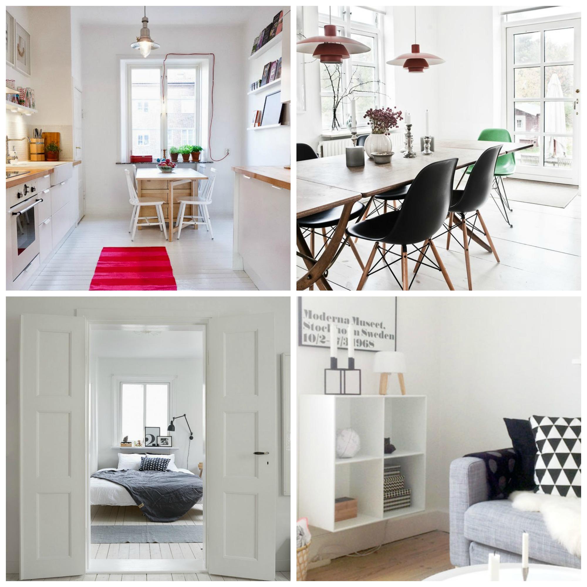 Why I love Danish apartments | Dejlige Days