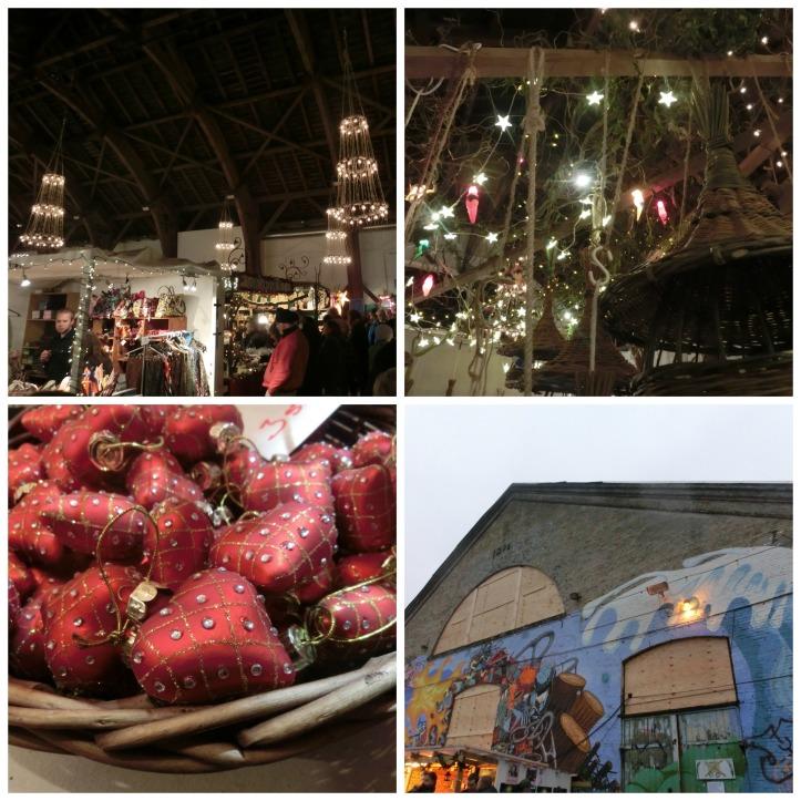 Christiania market