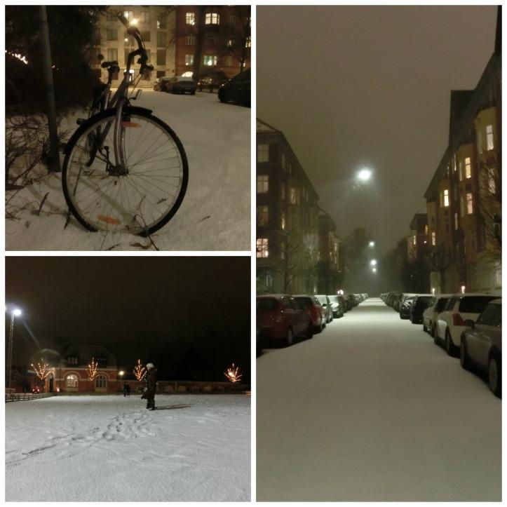 frist snow 2