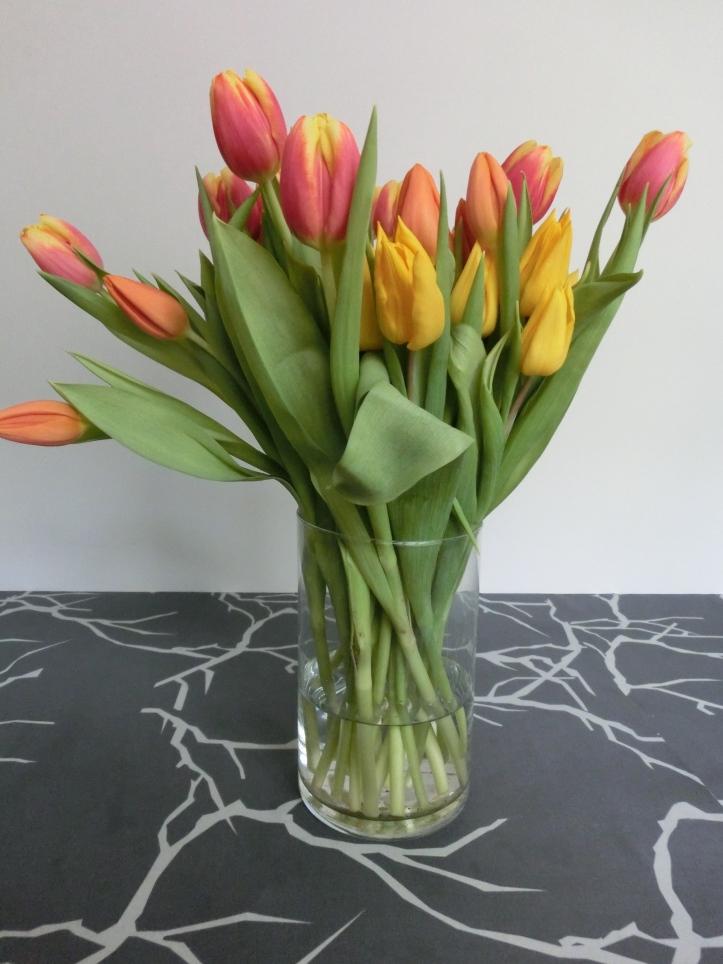 Danish tulips
