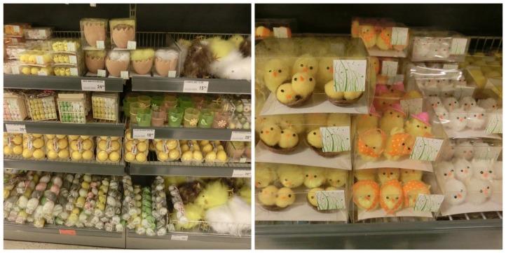 easter supermarket