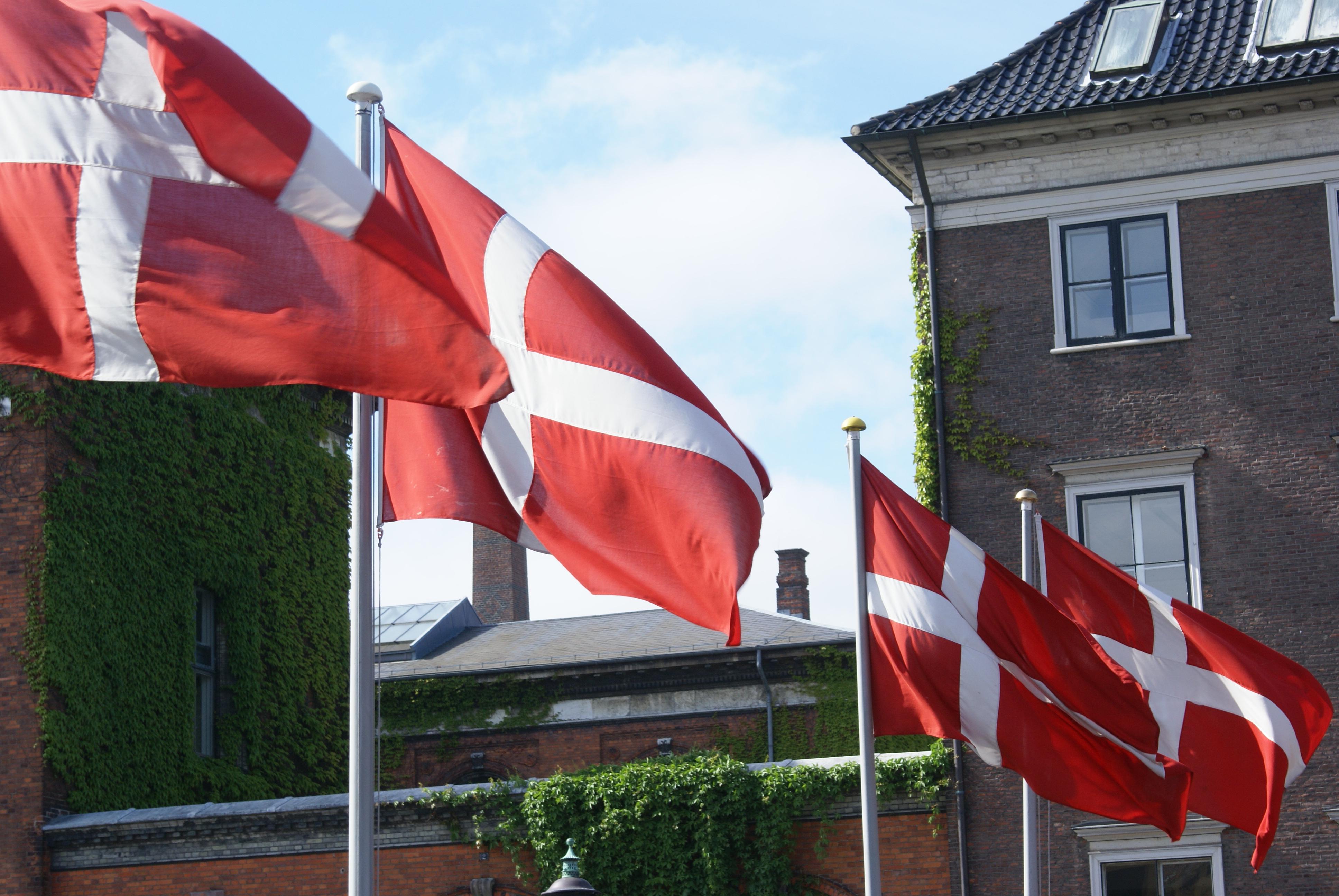Dannebrog The Danish Flag Dejlige Days