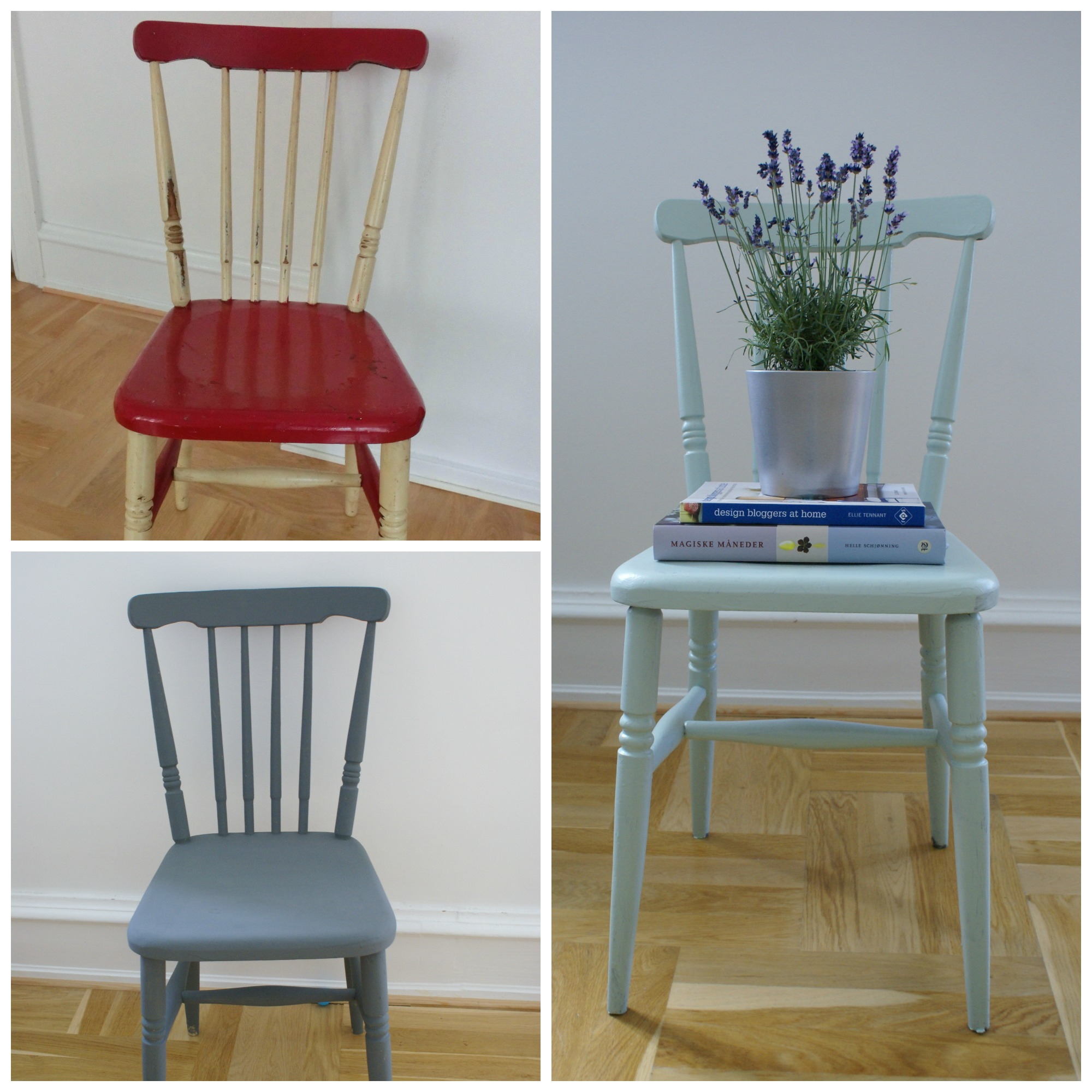 Chair Renovation With Farrow And Ball Dejlige Days
