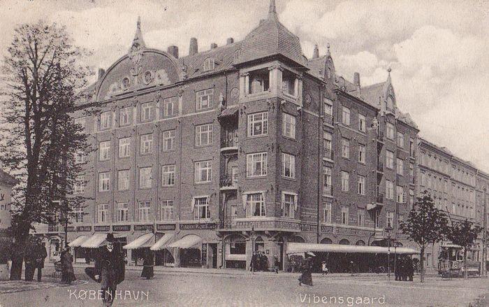 vibensgaard 1910