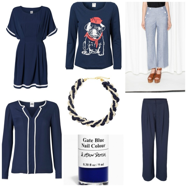 nautical looks