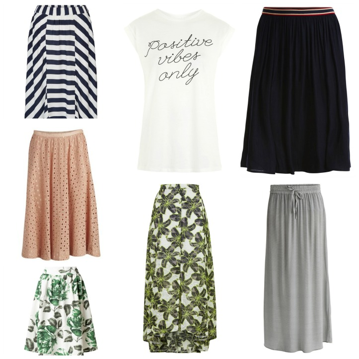 friday fun skirts