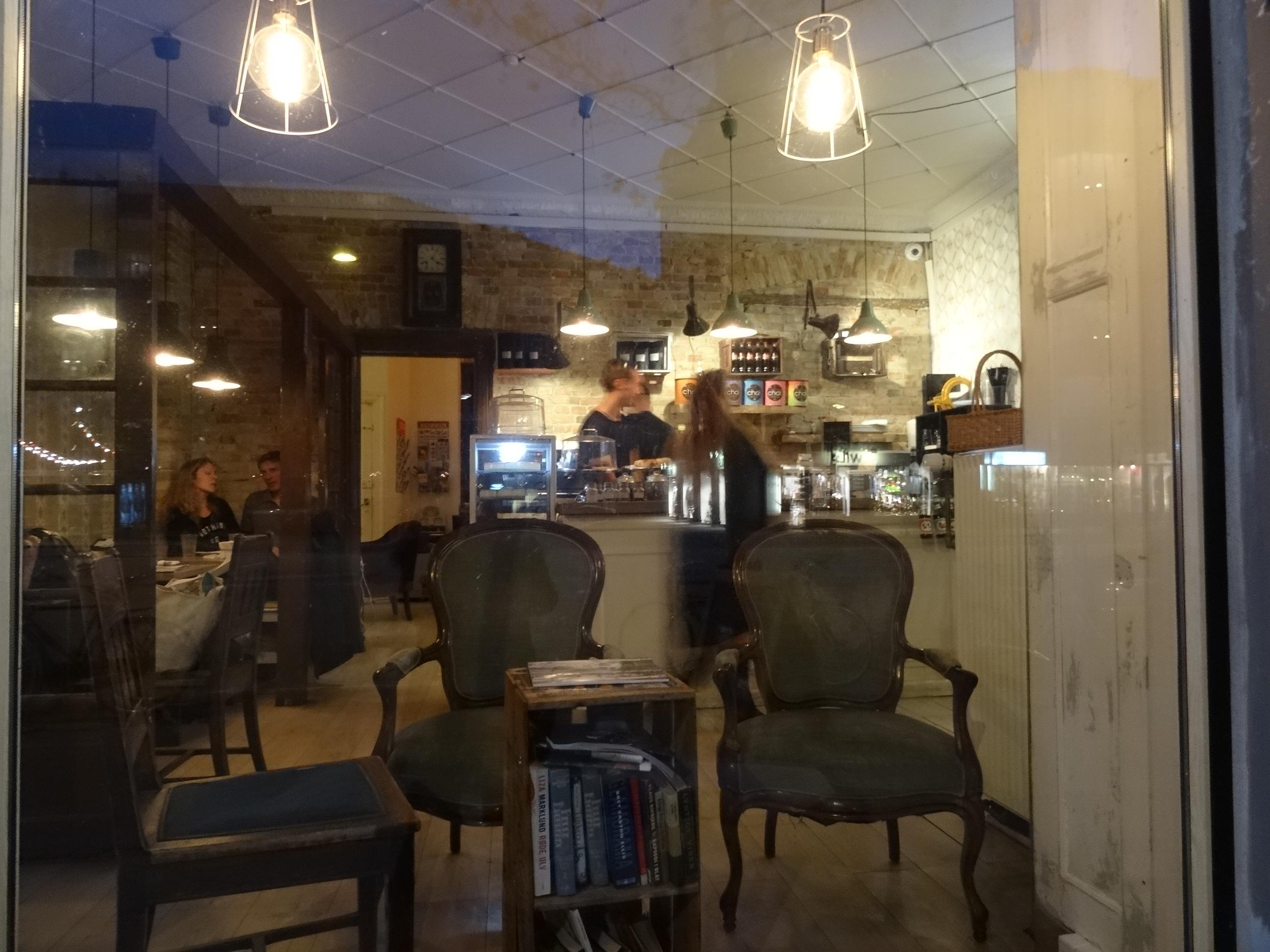 cafe østerbrogade