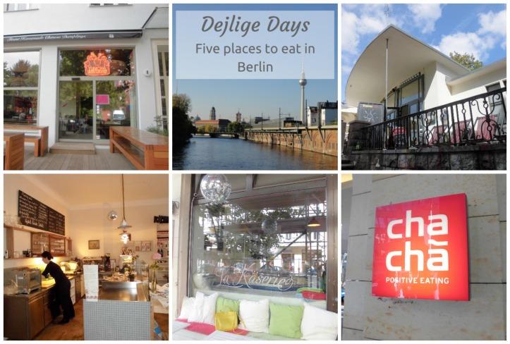 five places in berlin
