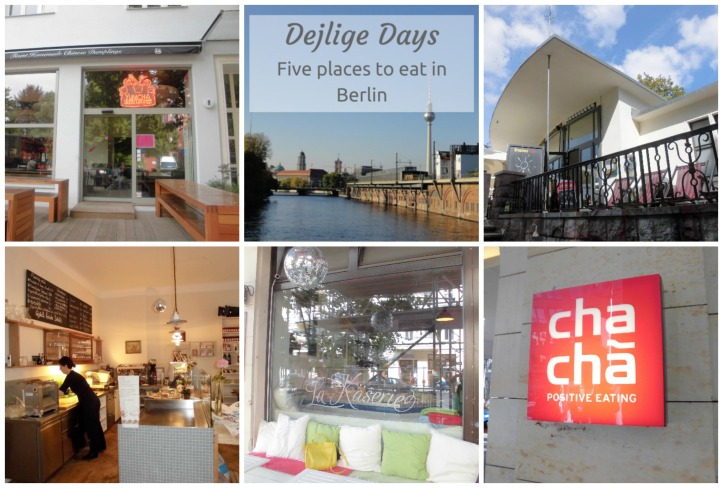 five places in berlin