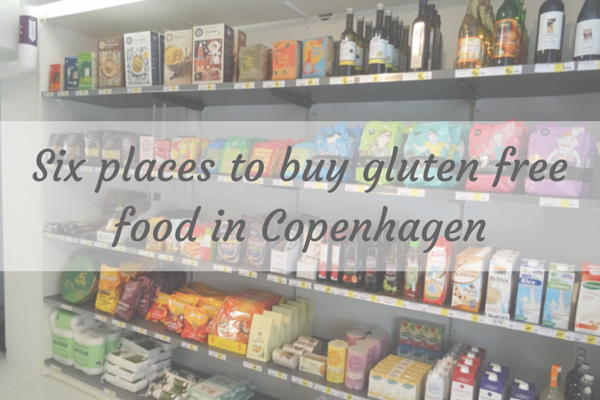 Six places to buy gluten free food in Copenhagen