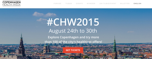 copenhagen health week