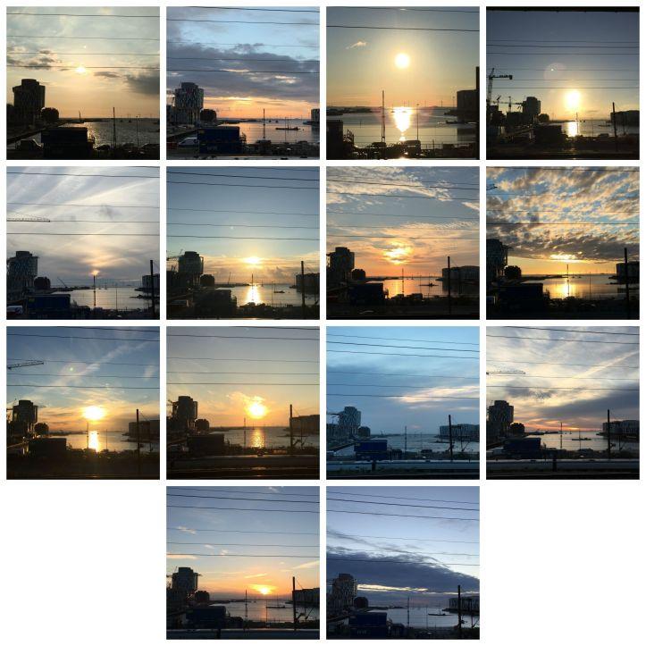 nordhavn sunrise