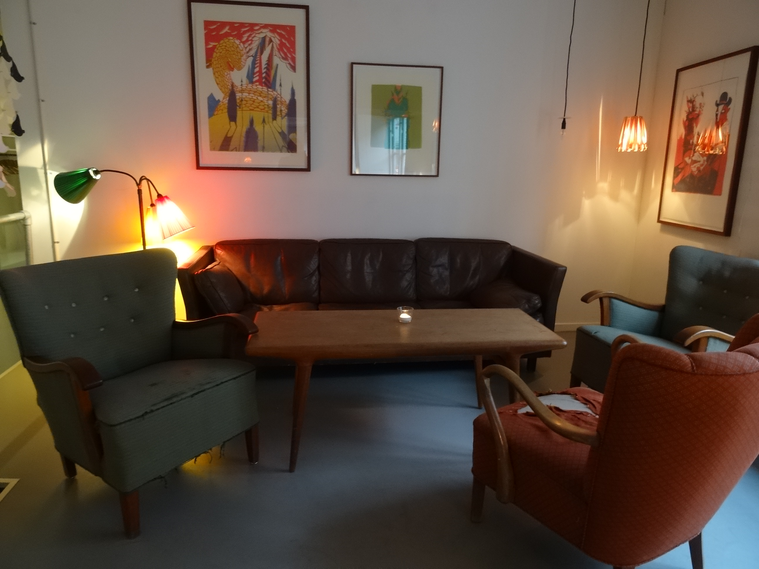 The Main Station Is An Amazing Space Designed Specifically For Freelancers Republikken Was Started Ten Years Ago And Both A Cafe Co Working