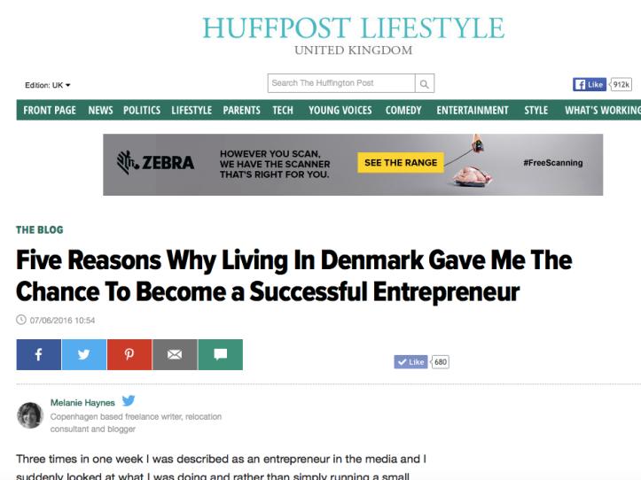 huff post entrepreneur