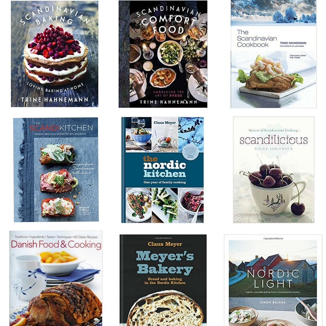 Danish {and Scandinavian} cookbooks in English | Dejlige Days