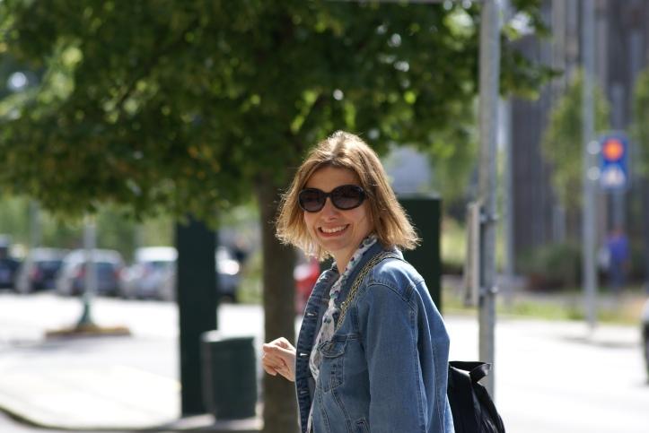 blogger photo